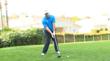 shoulder angle and attack angle at impact
